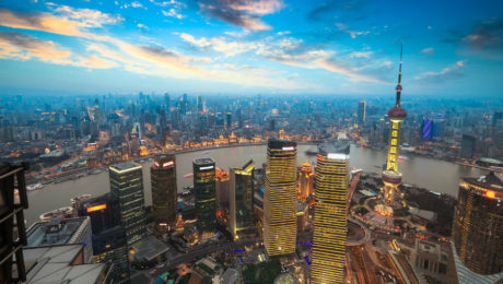 СЭЗ Шанхай: новый экономический центр юго-восточной Азии?