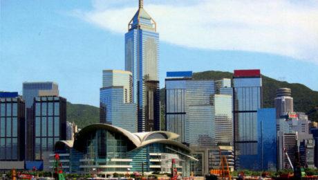 Экономические показатели Гонконга и Шанхая