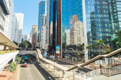 Открытие представительства в Гонконге