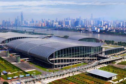 Кантонская ярмарка в Китае